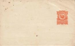 DOMINICANA 1895? - 3 Centavos Ganzsache ** Auf Briefkuvert - Antillen