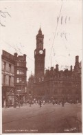 PC Bradford - Town Hall Square - 1931 (6332) - Bradford