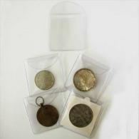 100 Pochettes Numismatiques 60/60 - Matériel
