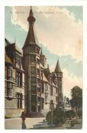 Cp, 58, Nevers, Palais Ducal, Aile Droite, écrite  1918 ? - Nevers
