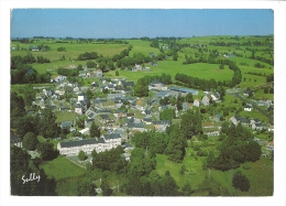 Cp, 62, Tauves, Vue Aérienne, Voyagée 1986 - Autres Communes