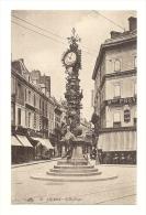 Cp, 80, Amiens, L'Horloge - Amiens