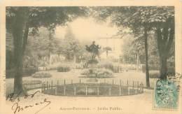 13 - AIX-en-PROVENCE - Jardin Public - Aix En Provence