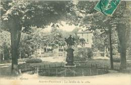 13 - AIX-en-PROVENCE - Le Jardin De La Ville - Aix En Provence
