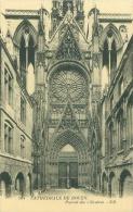 76 - Cathédrale De ROUEN - Portail Des Libraires - Rouen