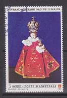 SMOM Sovereign Military Order Of Malta Mi 260 - Christmas - The Infant Of Prague - 1986 - Malta (Orde Van)