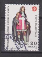 SMOM Sovereign Military Order Of Malta Mi 225 - Uniforms - Justice Knight XVII Century - 1984 - Malta (Orde Van)