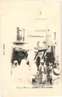 ALGER ... RUE ARABE - Alger