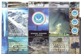 2008. Tajikistan, Fresh Water, S/s, Mint/** - Tadschikistan