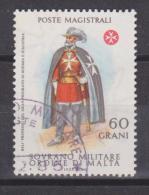SMOM Sovereign Military Order Of Malta Mi 164 Uniforms - Balì Professo From Bohemia - 1979 - Malta (Orde Van)