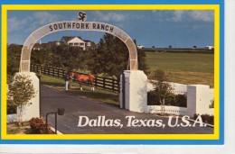 USA.. Texas.. Dallas..Southfork Ranch.. Cheval - Dallas