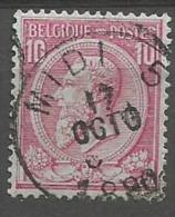 46  Obl  Midi 5  (+250) - 1884-1891 Léopold II