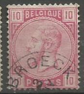 38  Obl  Stabroeck  (+500) - 1883 Léopold II