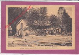 07.- La Forêt De MAZAN .- La Maison Forestière - Other Municipalities