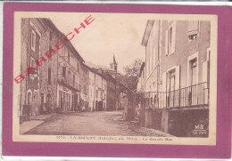 07.- LA SOUCHE .- La Grande Rue - France