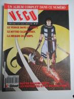 Revue BD  :  VECU N° 51 /   1e Trimestre 1992 -  Lacaf Giroud Calbuth Chénier Rodolphe    ..... - Vécu