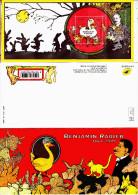 France 2014 Souvenir Philatélique Benjamin Rabier - Fumetti
