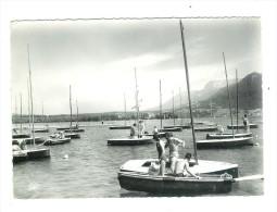 ANNECY - Port Des Marquisats - L'Embarquement Des Elèves Du Centre U.N.F. Colbert - Annecy