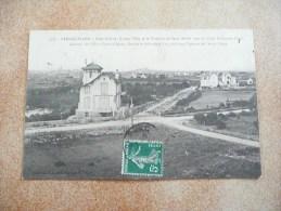 CARNAC PLAGE - Dans Le Fond, Carnac Ville Et Le Tumulus De Saint Miche, Avec Un Coin De Carnac Plage - Carnac