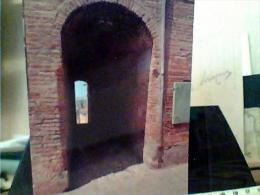 TORRE DI PALME VIA OSCURA VICOLI TIPICI CARATTERISTICI  VB1970 EK6740 - Ascoli Piceno