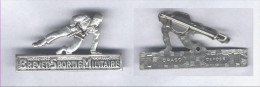Insigne Du Brevet Sportif Militaire - ( Mat 49 ) - Army