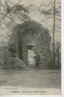 SAINT-AMAND- MONTROND Vieille Tour à Mont-Rond -1923- Bon état - Saint-Amand-Montrond