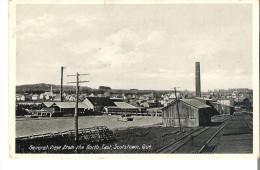 Vue Generale De Nord-est, Scotstown, Quebec General View From The North East - Autres