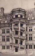 France Blois Le grand escalier ou escalier Francois I du chateau