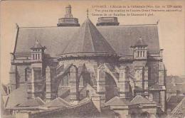 France Langres L'Abside de la Cathedrale