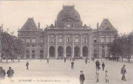 France Le Havre La Facade de la Bourse