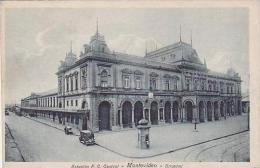 Uruguay Montevido Estacion F C Central