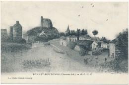 TONNAY BOUTONNE - En  1815 - Autres Communes