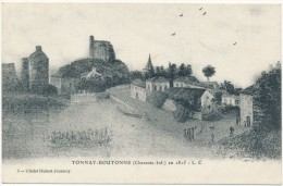 TONNAY BOUTONNE - En  1815 - France