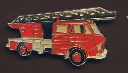 """  Grande Echelle Sapeurs Pompiers  ""   Vert Pg15 - Bomberos"