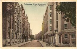 Antwerpen : Max Roosestraat  --  De Blokken - Antwerpen