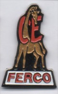 Girafe , CE Ferco - Animaux