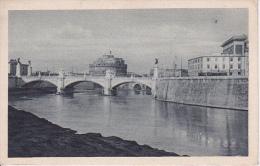 PC Roma - Ponte Vittorio Emanuele E Castel S. Angelo - 1931 (6349) - Castel Sant'Angelo