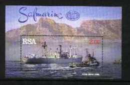 SOUTH AFRICA, 1996, Mint Never Hinged Block, Nr. 47, Safmarine, F3829 - Blocks & Sheetlets