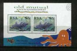 SOUTH AFRICA, 1997, Mint Never Hinged Block, Nr. 57, Ilsapex, F3826 - Blocks & Sheetlets