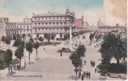 PC Montevideo - Plaza Libertad (6356) - Uruguay