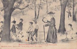 BROUVELIEURES,  Le Bapteme Des Brouvillois, Voir Verso, écrite - Brouvelieures