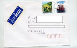 Lettre Cachet ? Sur Grenouille Voilier - Postmark Collection