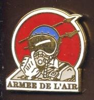 """""""   ARMÉE De L'AIR """"     Vert Pg15 - Militaria"""