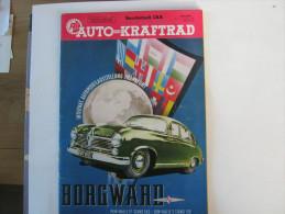 1953, Broschüre , Ca. 52 Seiten , Viele Abbildungen , Auch VW - Ansichtskarten