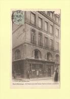 Rue Baillet - Emplacement De L'ancien Cachot Du Gue - Paris Historique - District 01