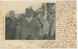 Le President Kruger A Marseille No 17 Apres Les Receptions Edit Lacour 1902 - South Africa