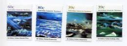 Australie-Antarctique-198 9-Paysages D'antarctique-peinture-YT 84/87***MNH - Australian Antarctic Territory (AAT)