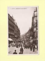 Faubourg Montmartre - Edition Etoile - District 02