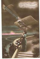 CPA GUERRE 1914  1918   TETE EN L AIR TETE EN BAS - Guerre 1914-18