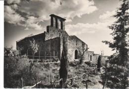 POSTAL    PALERA  -GERONA -  FACHADA DE LA BASÍLICA  ( S. XI )  (FOTO MELI ) - Gerona